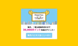ハピタス宝くじ参考画像1