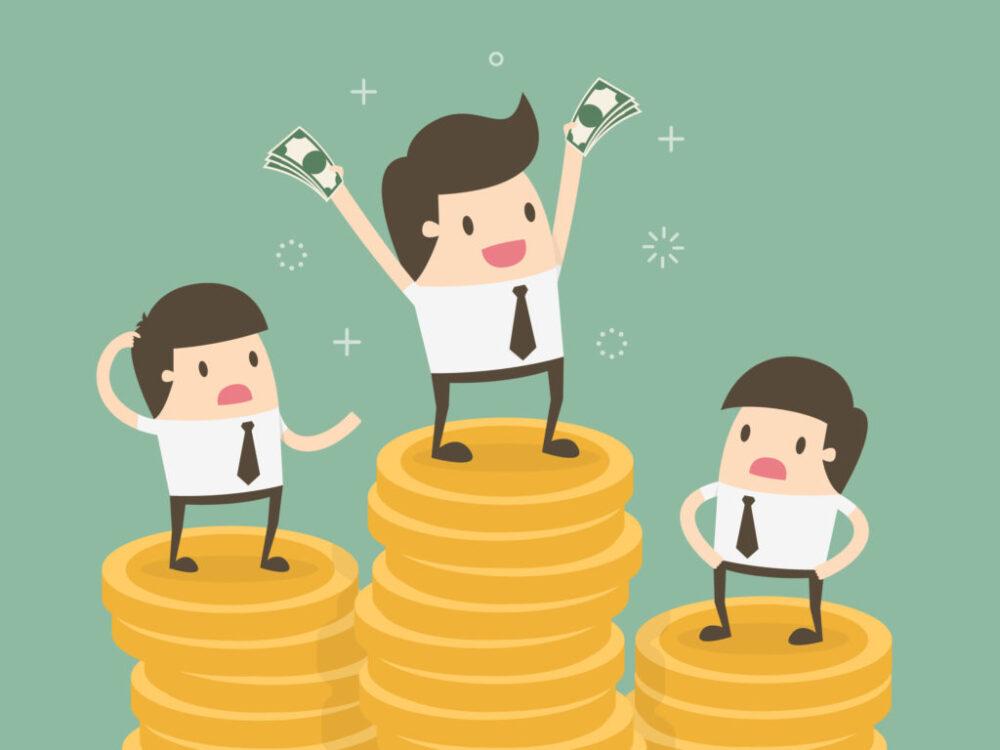 ①:毎月50円もらえる←年間600円!