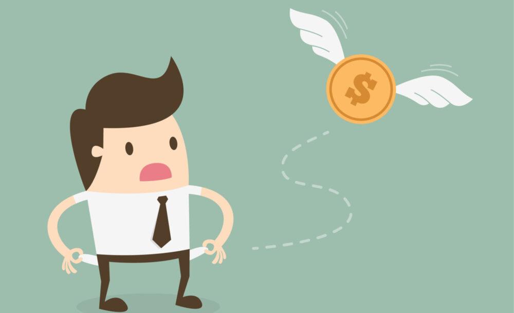 口座開設にかかる初期費用や維持費用